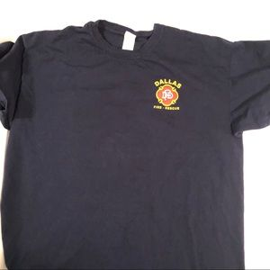 Dallas Fire and Rescue Short Sleeve Tee